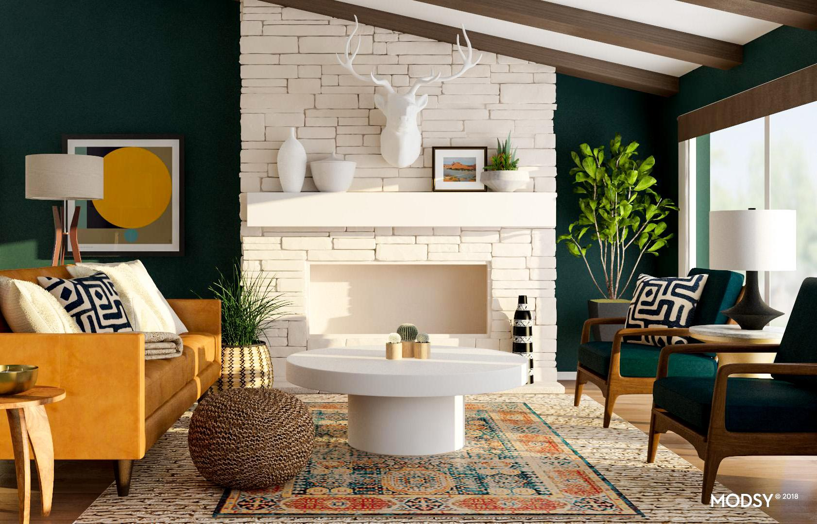 The 2019 Interior Design Trends We're Tracking