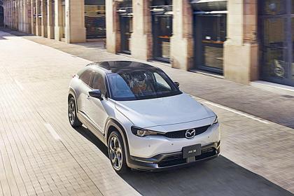 MAZDA日本市場正式推出MX-30 e-Skyactiv G輕油電複合動力車型,完整性能數據公布