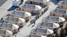Tent city for migrant children puts Texas border town in limelight