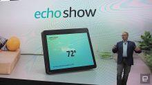 Amazon 的新 Echo Show 將螢幕加大到了 10 吋
