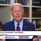'Who said Trump's idea's a good one?': Biden pushes back on president's China policy and tariffs