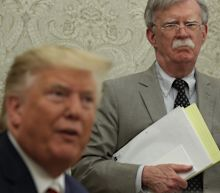 Trump spends most of his time in the Oval Office watching TV instead of listening to his advisers, John Bolton suggests