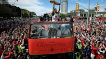 Toronto throws unforgettable party for champion Raptors