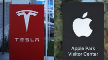 Tesla and Apple have had a great run — here's why they're poised to 'rocket' even higher in the next year