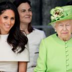 Queen Elizabeth Sends Message to Meghan Markle's Home State of California Amid Deadly Wildfires