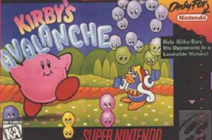 VC Monday Madness: Kirby, Legend and Streets