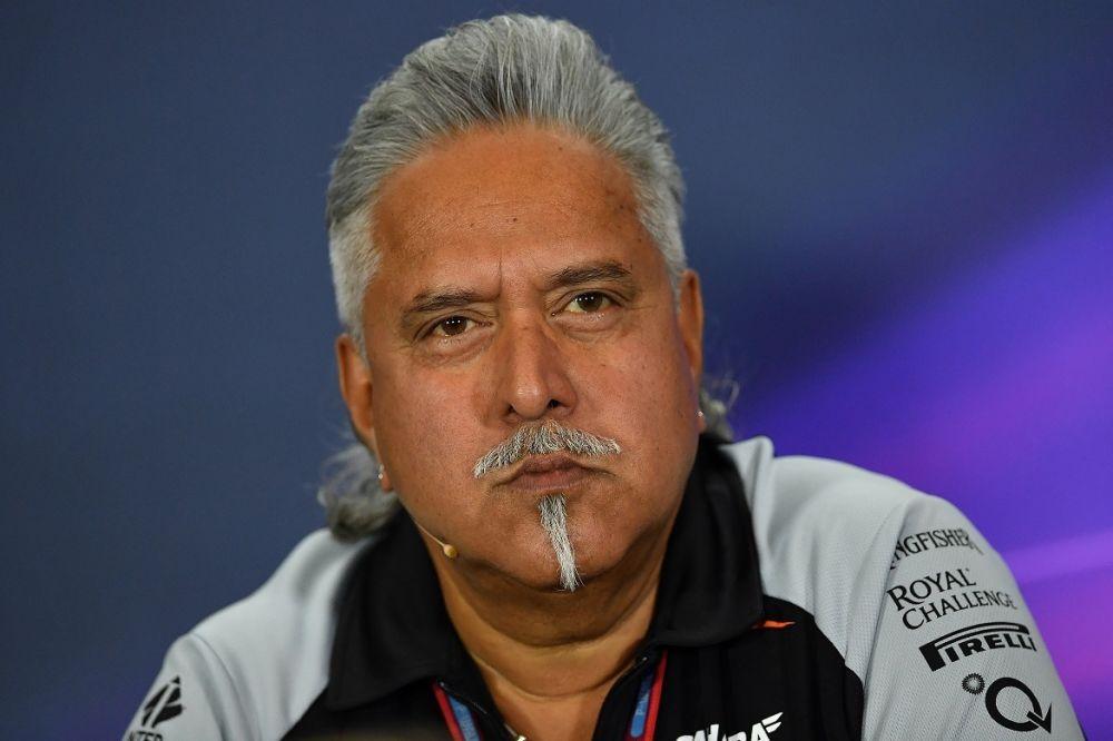 F1: le patron de Force India arrêté à Londres