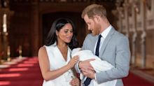 Meghan and Harry's son Archie has no title 'to give him a normal life'