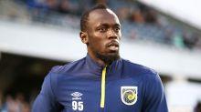 Man in demand? Usain Bolt hints at football future