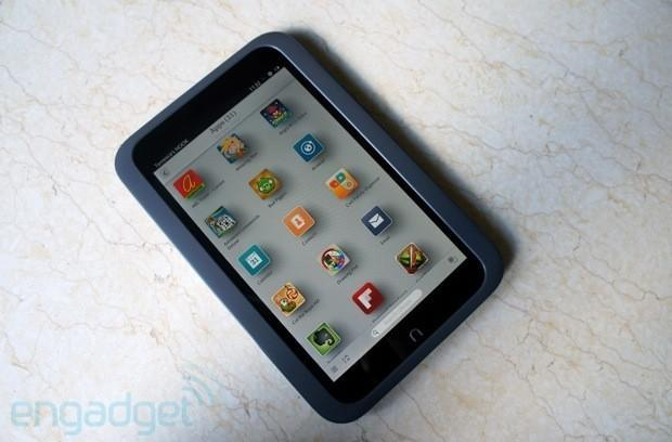 Barnes & Noble slashes Nook tablet prices in the UK