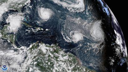 Forecasters: Expect near-normal Atlantic hurricane season