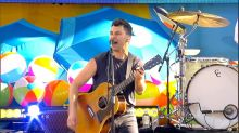 Bleachers rocks out to 'I Miss Those Days'