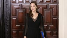 Angelina Jolie hints at presidential run: 'I don't know if I have a skeleton left in my closet'