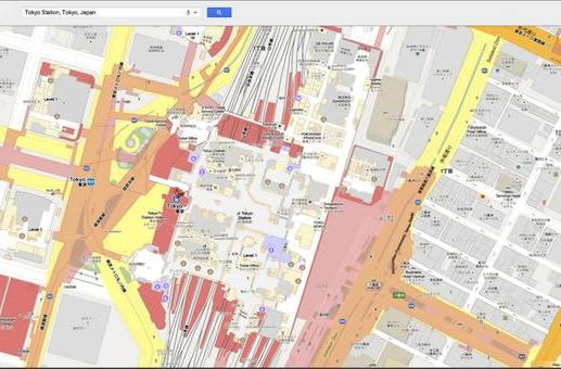 Google brings indoor maps to desktop web browsers