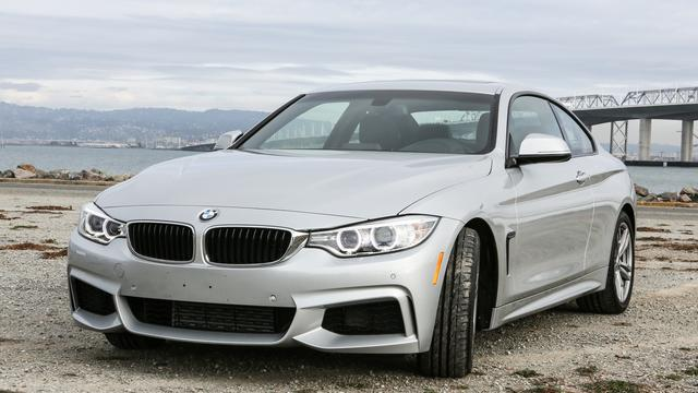 On the road: 2014 BMW 428i