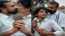 Kerela's gay couple's pre-wedding photoshoot is just dreamy
