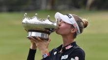 Korda wins Women's Australian Open golf