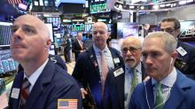 Wall Street breaks run of gains as economic data disappoints