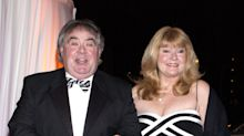 Eddie Large's Wife Patsy Tells Of Heartbreaking Final Conversation With Late Comedy Legend