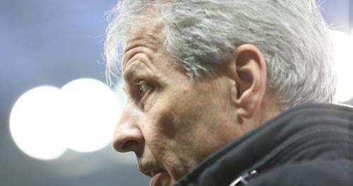 Foot - L1 - Nice - Lucien Favre fustige certains fans de Nice qui lui réclamaient des remplacements