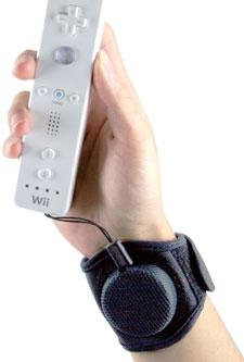 Retractable Wii Sports Cuff fails to reel us in