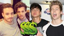 One Direction Owns A Piece of 5SOS?