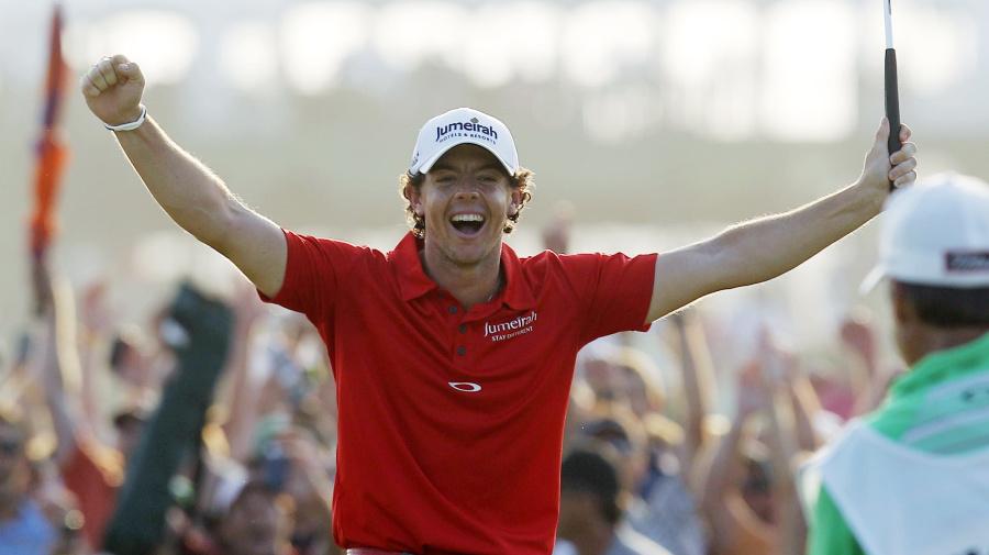 2012 PGA: Remembering Rory's major milestone