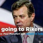 AP source: Paul Manafort to remain in federal custody