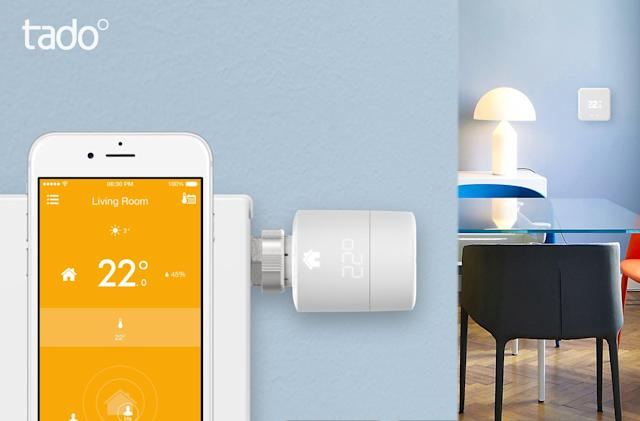 Tado's new thermostat listens to Siri and Alexa