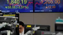 Saham Korea berakhir lebih tinggi, indeks KOSPI menguat 1,75 persen