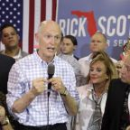 Florida's red tide outbreak could influence the outcome of hotly contested Senate race in 2018 midterms
