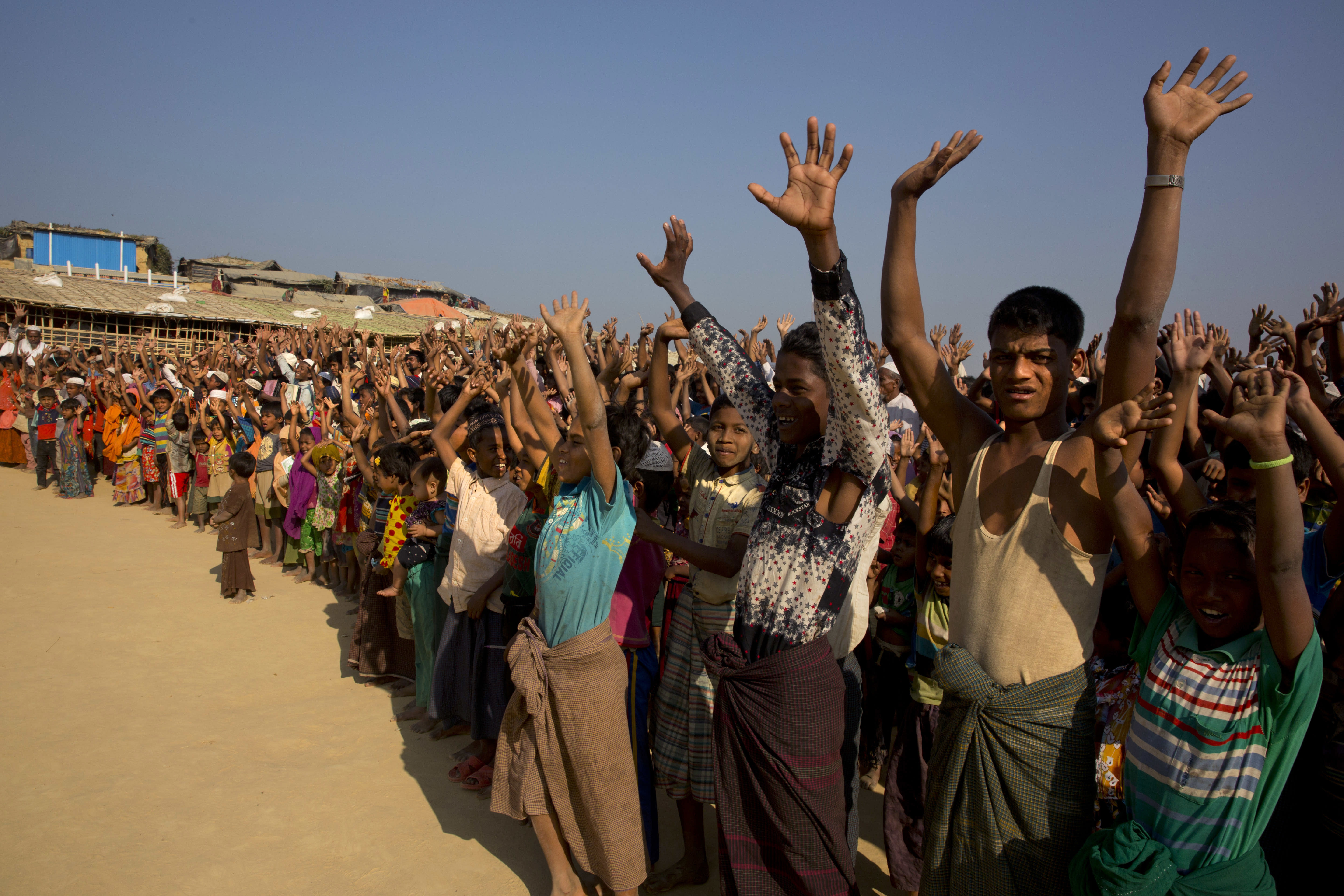 No Rohingya turn up for planned repatriation to Myanmar