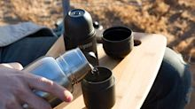 This 'portable and practical' espresso maker from Amazon is backed by more than 1,600 reviews