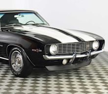 Here's Your Chance To Own A Very Rare Factory 1969 Z28 Camaro