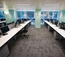 Coronavirus latest news: Strict office security is keeping people away from their desk