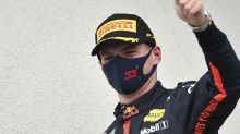 Finishing second 'like a victory' for Max Verstappen after pre-race crash