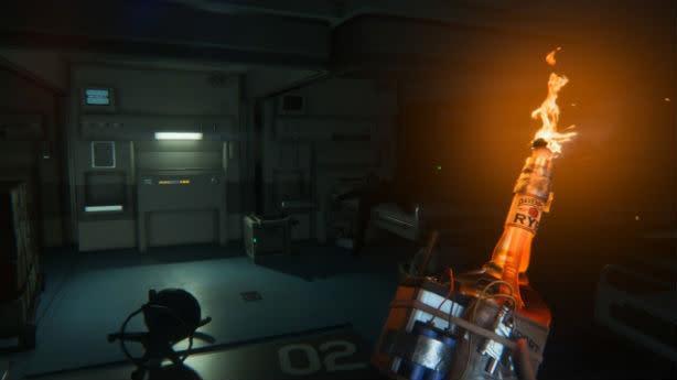 Joystiq Discussion: Pray or spray the Xeno away in Alien Isolation?