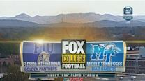 11/09/2013 FIU vs Middle Tennessee Football Highlights