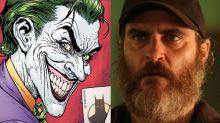 Es OFICIAL: Joaquin Phoenix será el Joker en una película oscura sobre sus orígenes