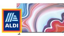 """Aldi's 82"""" 4K Ultra HD Smart TV sells out immediately: 'Very disappointed'"""