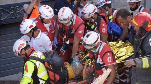 Italy quake death toll nears 250 as questions mount