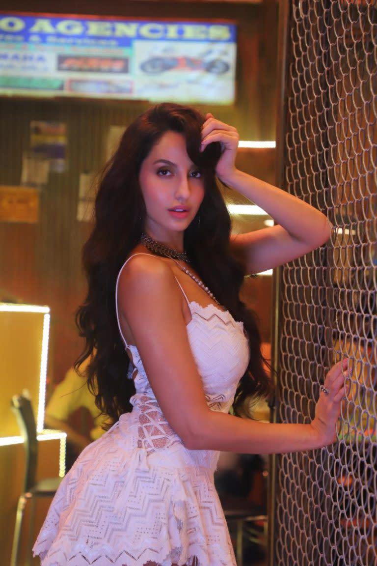 Nora Fatehi S Ek Toh Kum Zindagani From Marjaavaan Is Definitely Flaring Up The Heat