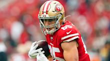 Fantasy Football Tight End Tiers: George Kittle is in line for a monster 2020 season