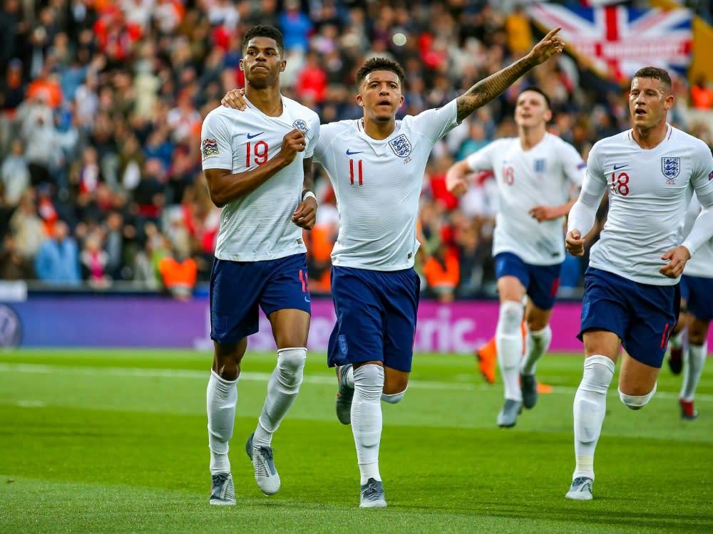 Kosovo Gegen England