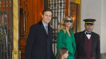 Ivanka Trump's Kids Cause 'Prince George Effect' With Custom Clothes