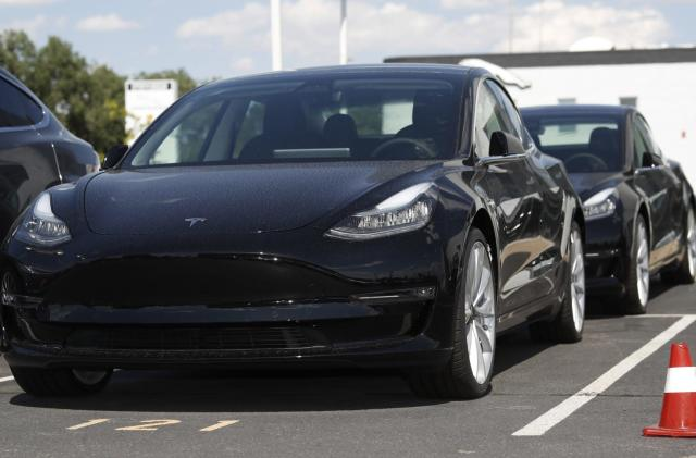 NHTSA sent Tesla cease-and-desist over Model 3 safety claims
