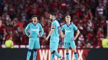 Le Barça en état d'urgence