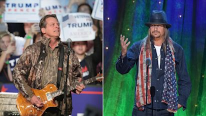 Kid Rock v Ted Nugent: Who has the policies to be senator for Michigan?