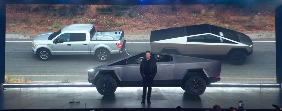 Ford Vp Challenges Tesla To A Fair F 150 Vs Cybertruck Tow