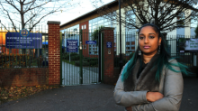 Mum called into emergency school meeting because daughter can't stop laughing at teacher's name